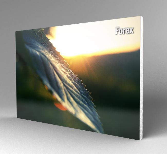 Forex printing